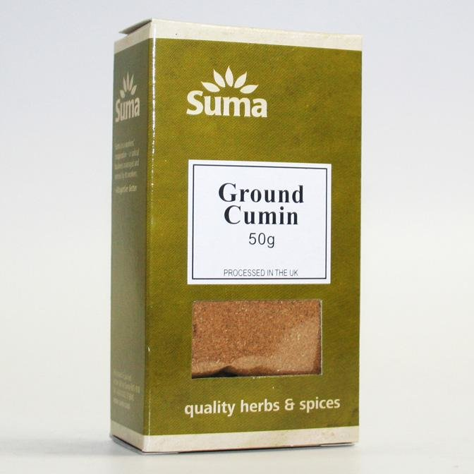 Ground Cumin 50g