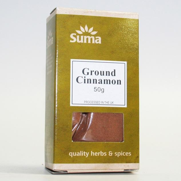 Ground Cinnamon 50g