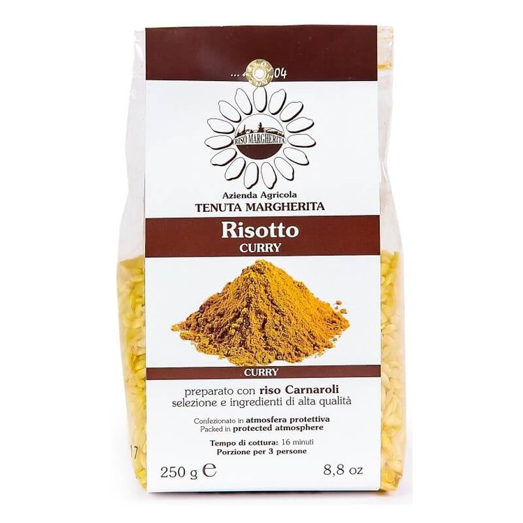 Risotto Rice Mix with Curry 250g