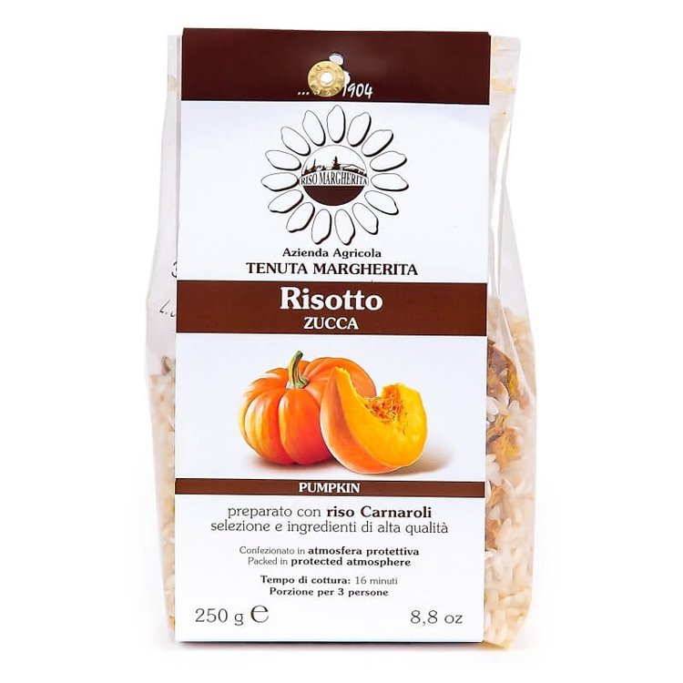 Risotto Rice Mix with Pumpkin 250g