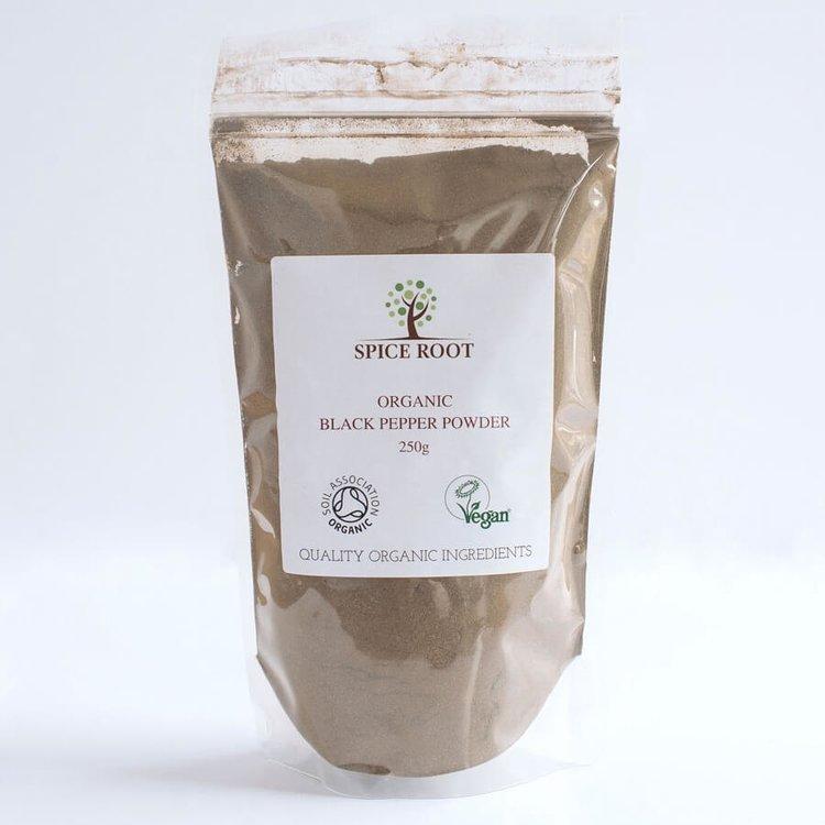 Organic Black Pepper Powder 250g