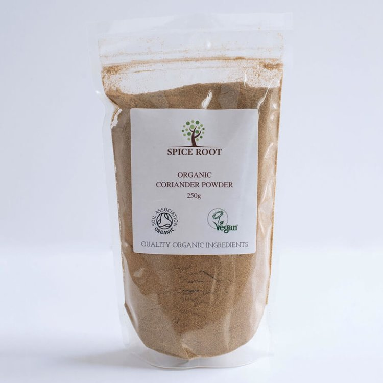 Organic Coriander 250g