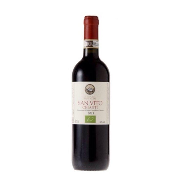 Organic Chianti San Vito DOCG (6x 75cl Bottles)