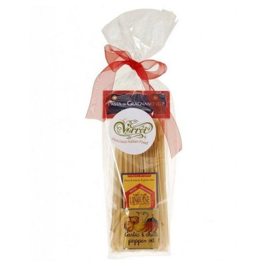 Linguine with Garlic, Oil and Chilli Pepper Gift Pack