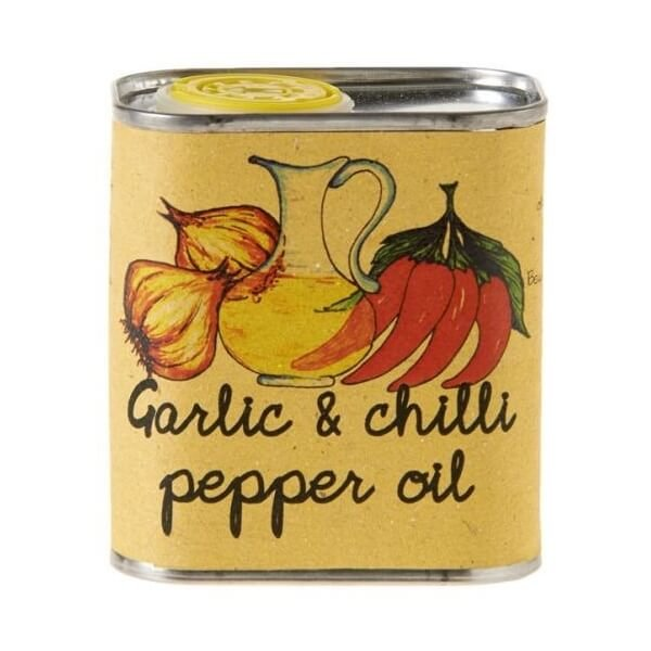 Garlic & Chilli Infused Olive Oil (For Pasta, Salad & Dips) 175ml
