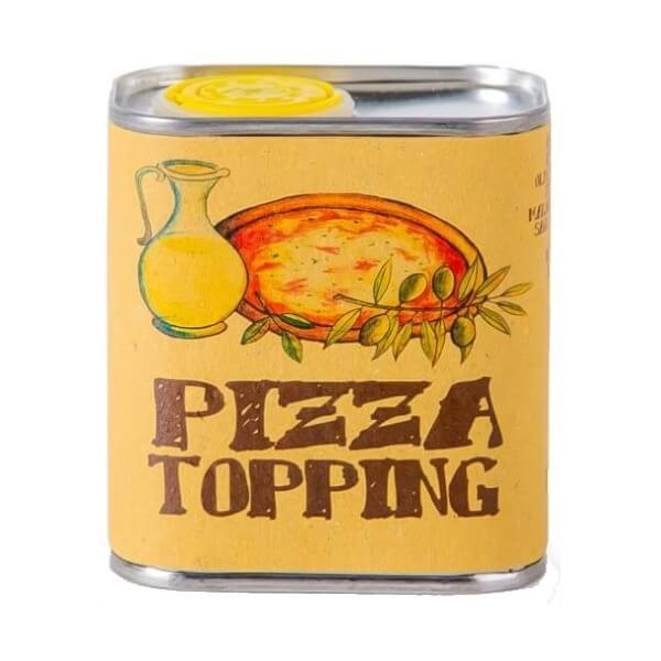 Pizza Oil 175ml (With Extra Virgin Olive Oil & Herbs)