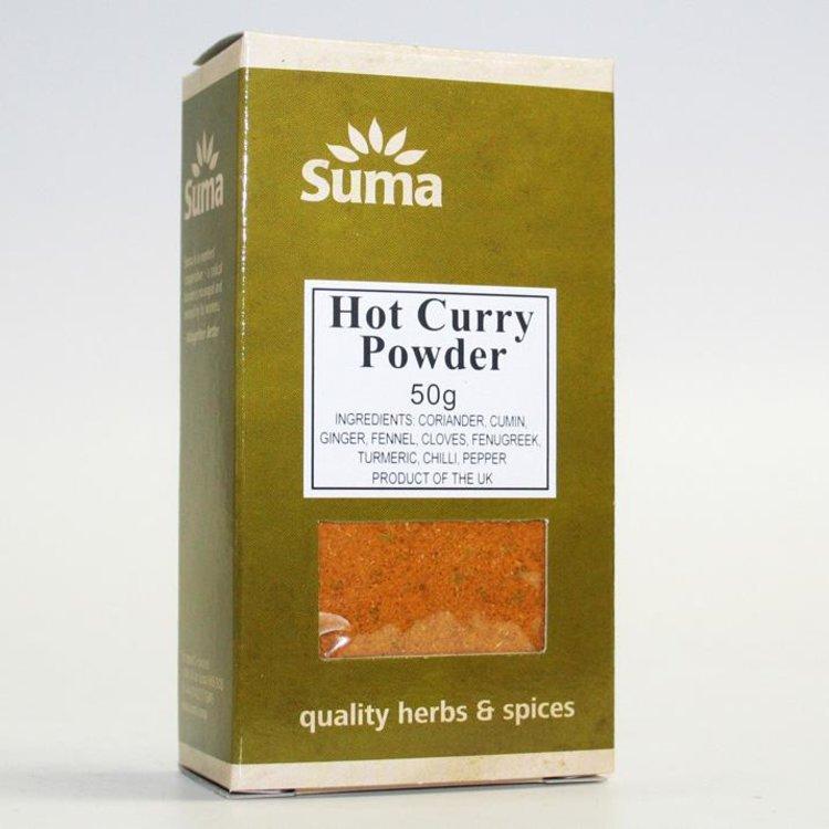 Hotcurrypowder