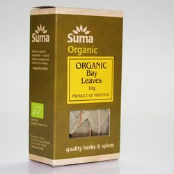 Organic Bay Leaves 10g