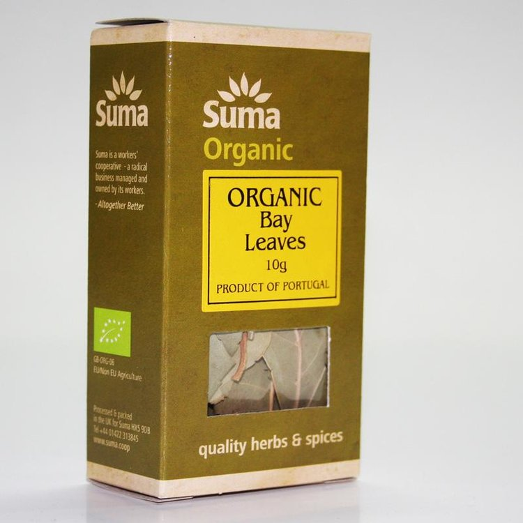 Organic Bay Leaves 10g