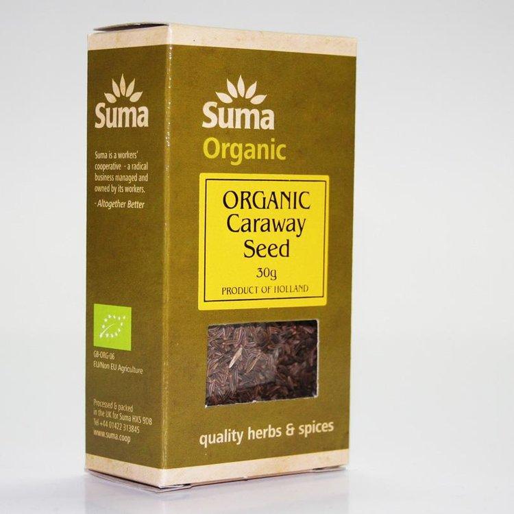 Organic Caraway Seeds 30g