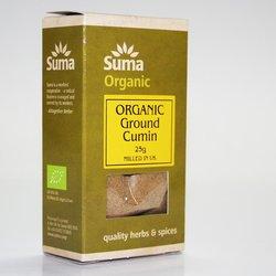 Organic Ground Cumin 25g
