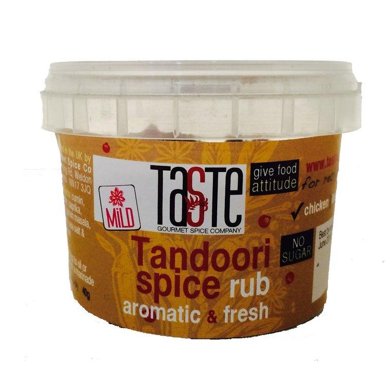 Mild Tandoori Spice Rub 40g