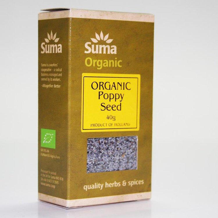 Organicpoppyseed