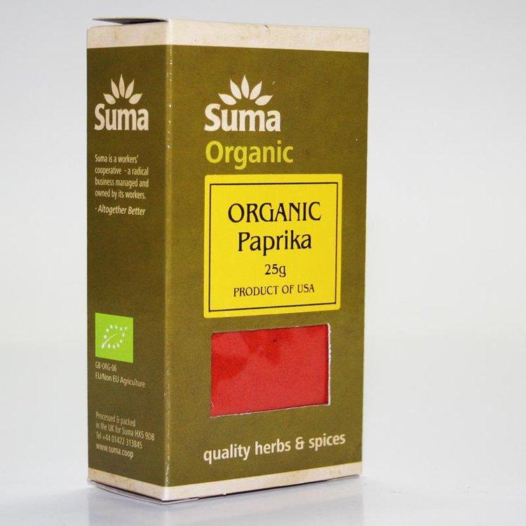 Organic Paprika 25g
