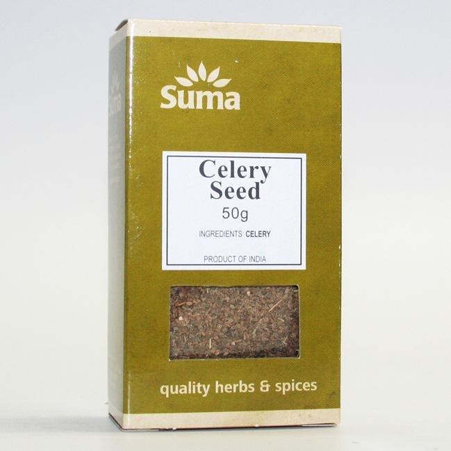 Celery Seeds 50g