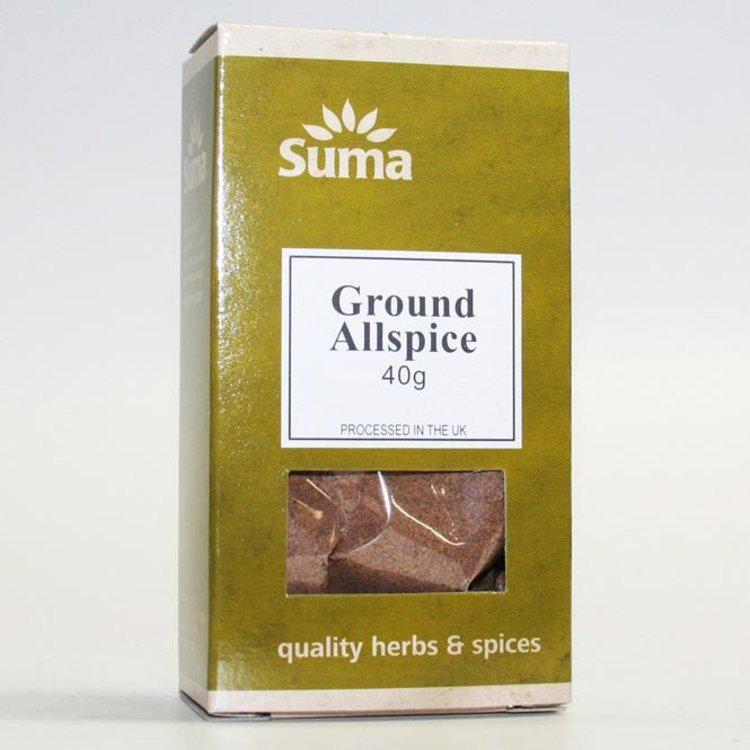 Groundallspice