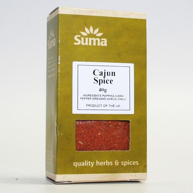 Cajun Spice 40g