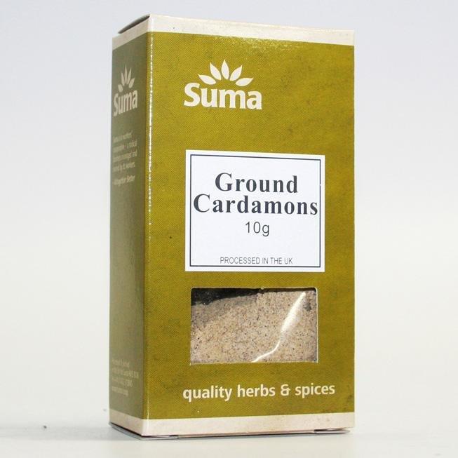 Ground Cardamom 10g
