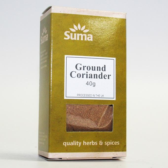 Ground Coriander 40g