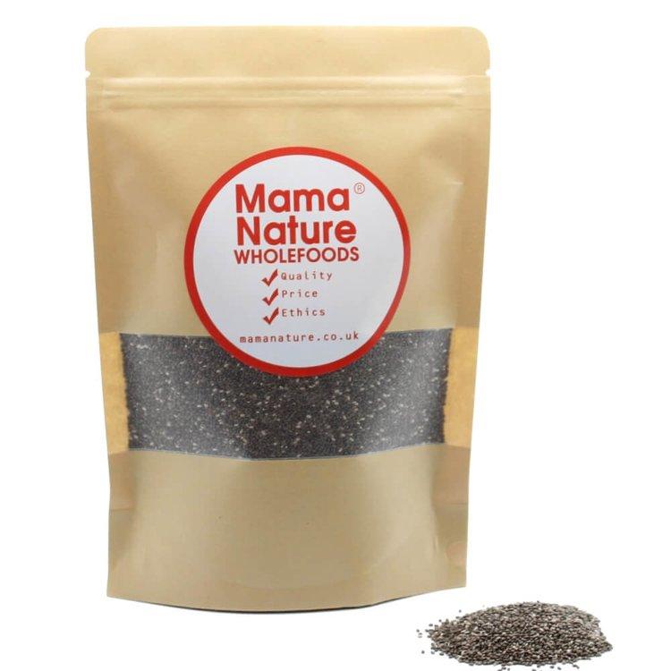Gluten-Free Chia Seeds 1kg