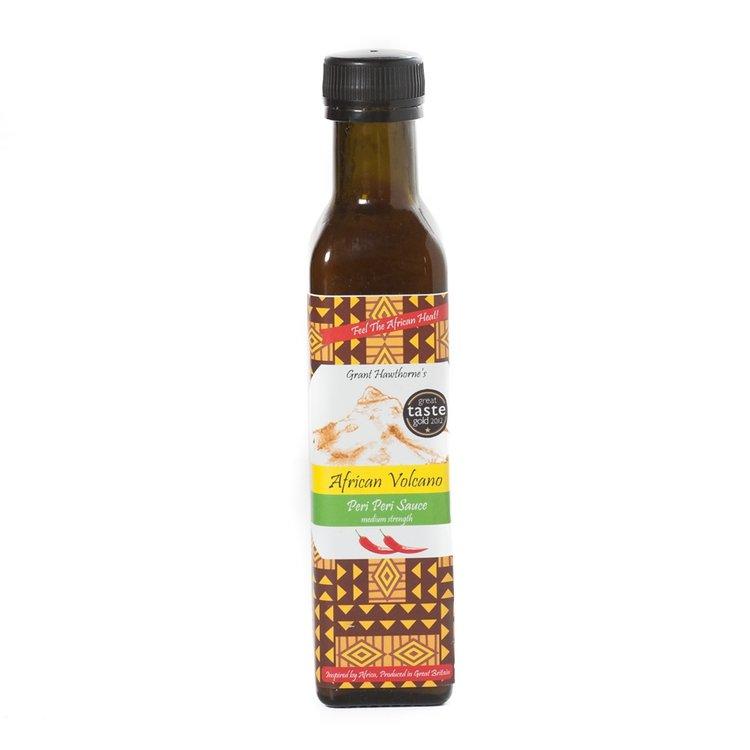 Medium Peri Peri Sauce 240ml