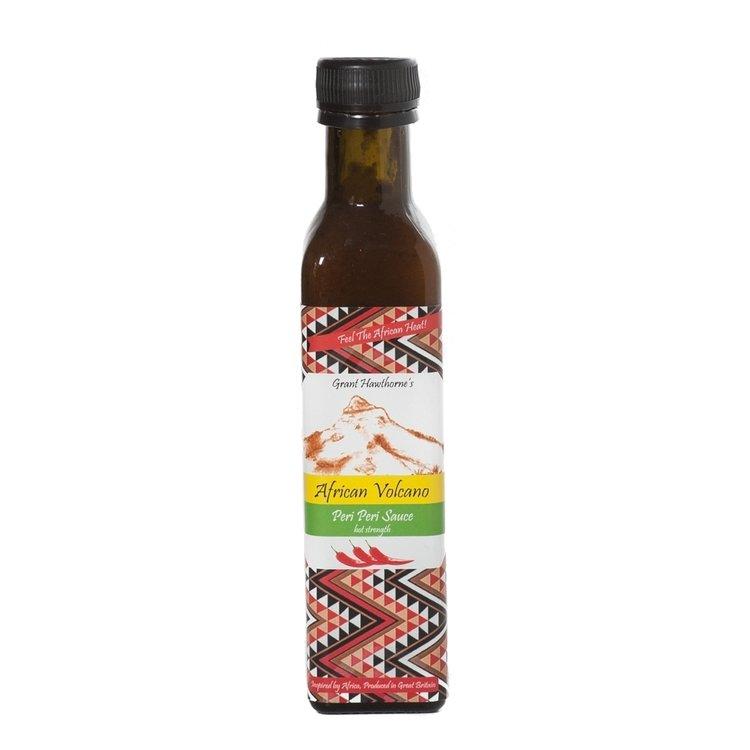 Hot Peri Peri Sauce 240ml