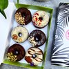 Winter Selection Vegan Donut Gift Box by Norah's Brownies - Gluten-free Baked Doughnuts 'Bronuts'