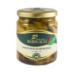 Shredded Aubergines in Extra Virgin Olive Oil 314ml