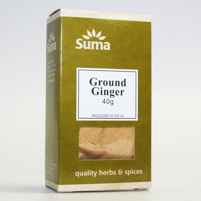 Ground Ginger 40g