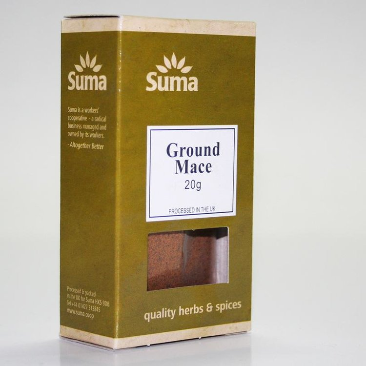 Ground Mace 20g