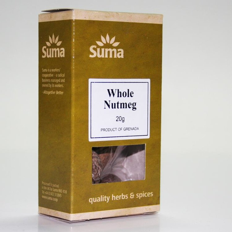 Whole Nutmeg 20g