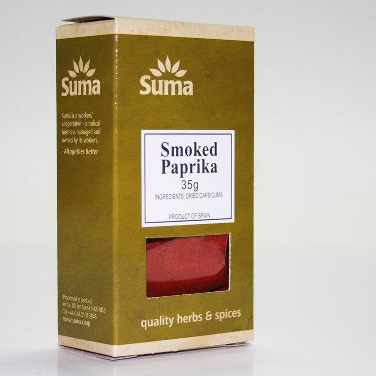 Smoked Paprika 35g