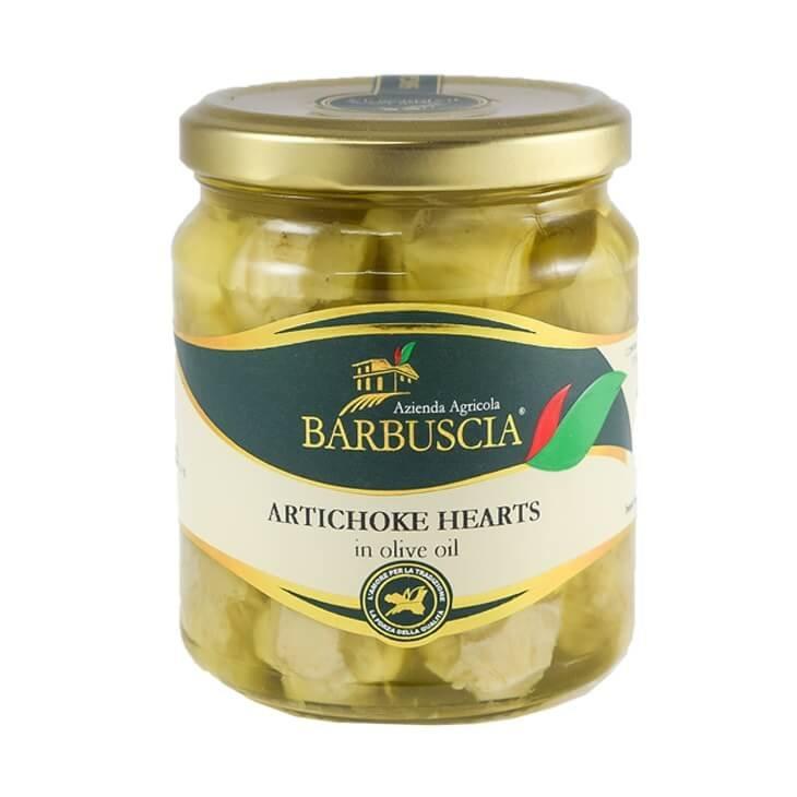 Artichoke Hearts in Olive Oil 314ml