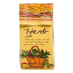 Gourmet Herb Salt (With Sicilian Sea Salt & Pink Himilayan Salt) 200g
