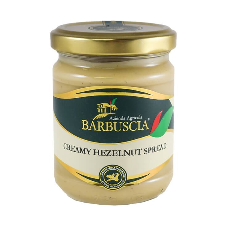 Sicilian Sweet Hazelnut Spread 212ml