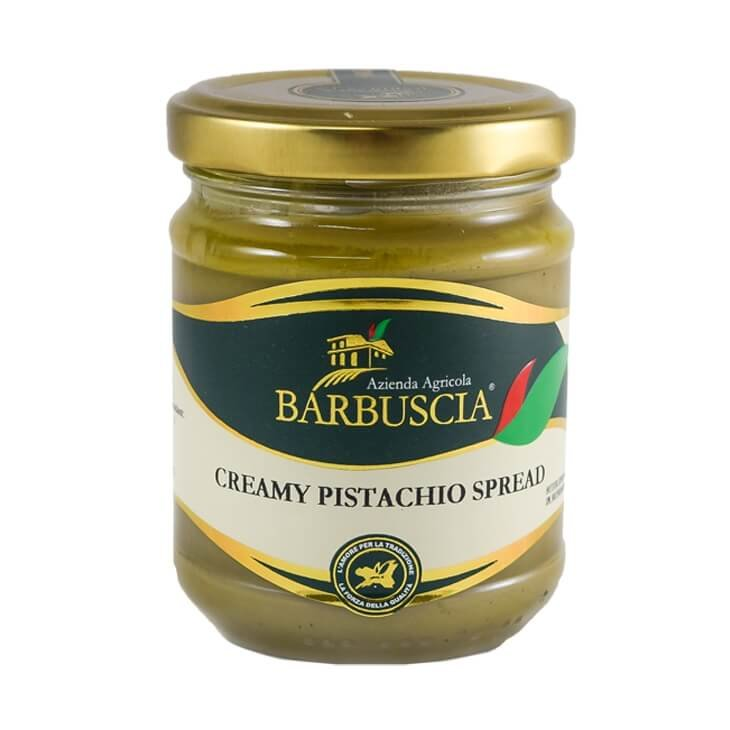 Sicilian Sweet Pistachio Spread 212ml