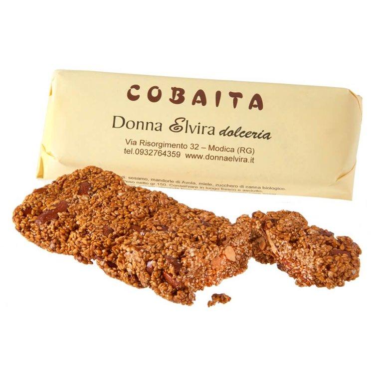Sicilian Torrone Cobaita 200g