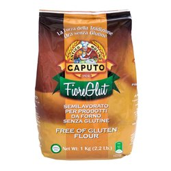 Caputo Gluten Free Italian Flour for Pizza, Pasta and Breads 1kg