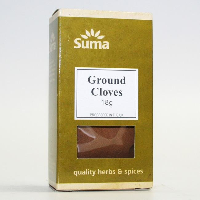 Ground Cloves 18g