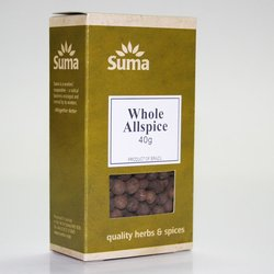 Whole Allspice 40g