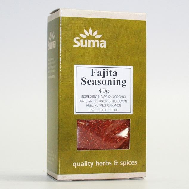 Fajita Seasoning 40g