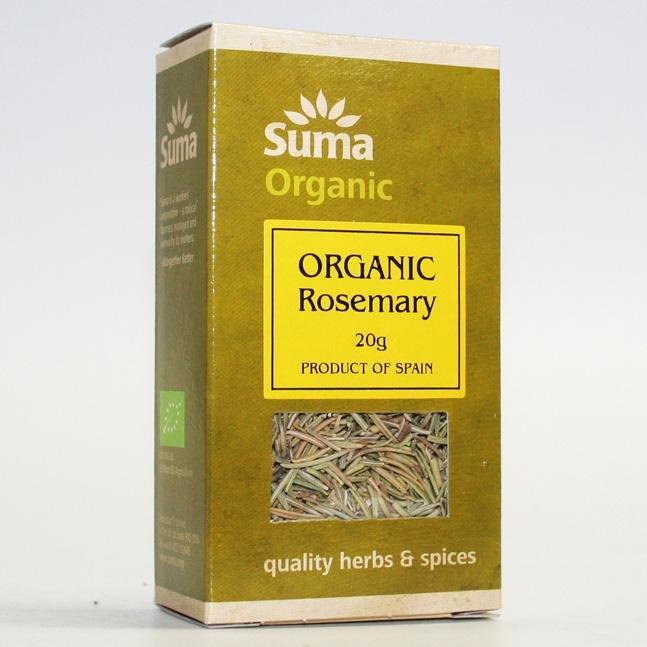 Organic Rosemary 20g