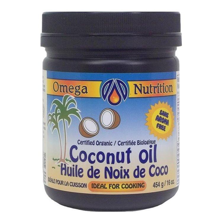 Organic Aroma Free Coconut Oil 454g