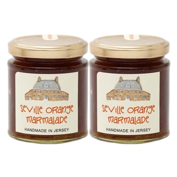 Seville Orange Marmalade 2 x 227g