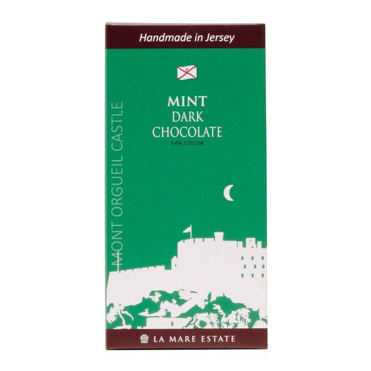 2 x Jersey Mint Dark Chocolate Bar 95g