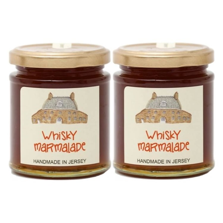 Whisky Marmalade 2 x 227g