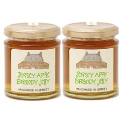 Jersey Apple Brandy Jelly 2 x 227g