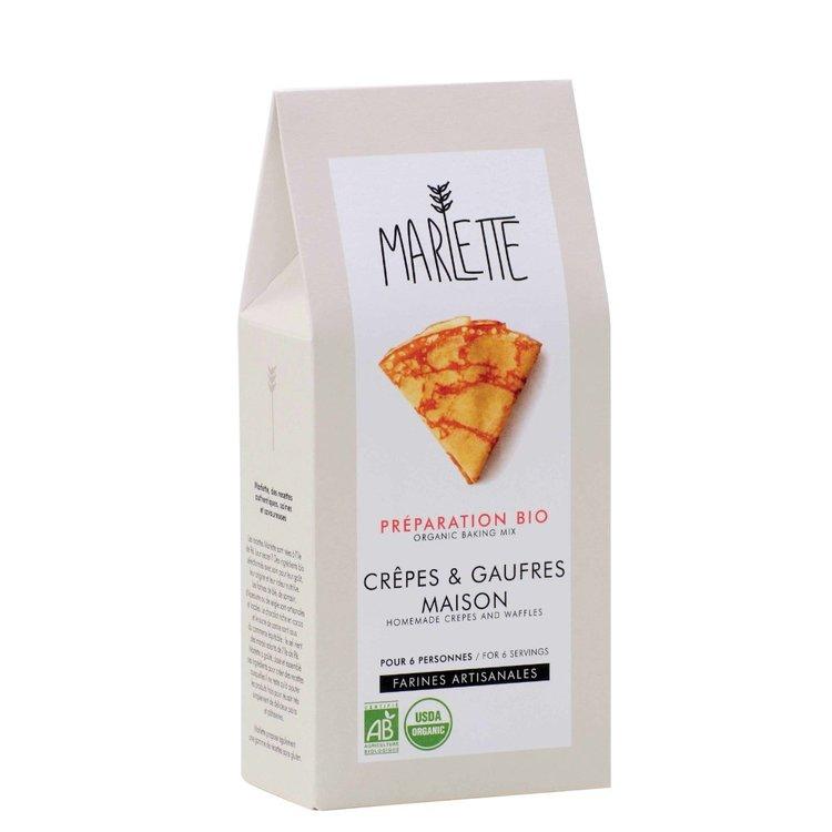 Organic Crepe Baking Mix 350g