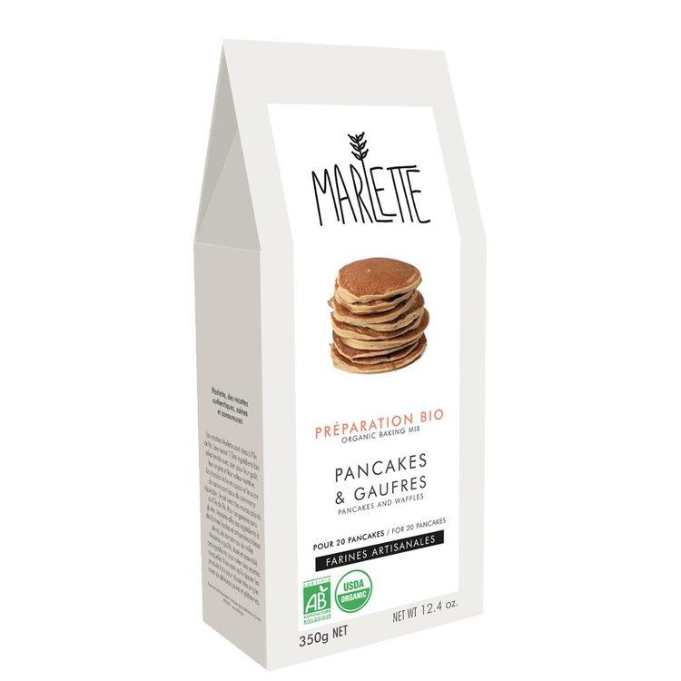 Organic Pancake & Waffle Baking Mix 350g