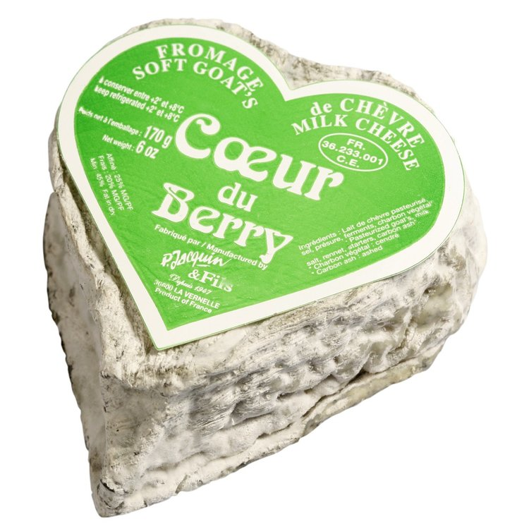 Coeur Du Berry Goat's Cheese 170g